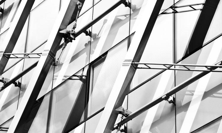 Fassade aus Metall