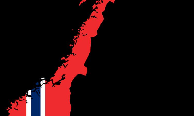 Camping in Norwegen